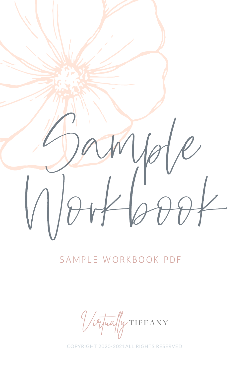 Sample workbook